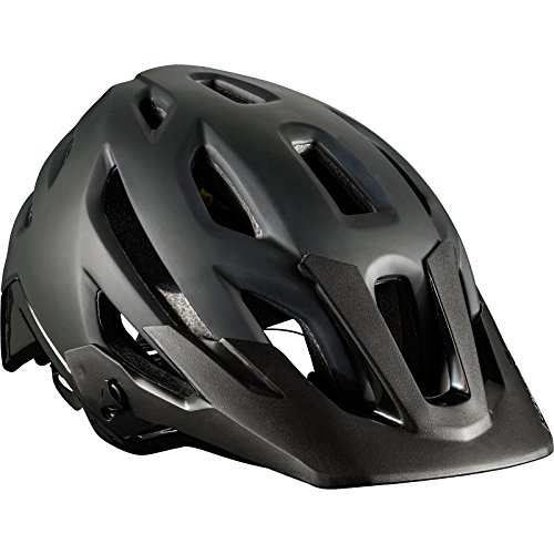 Bontrager Rally MIPS MTB Fahrrad Helm schwarz 2019: Größe: M (54-60cm)