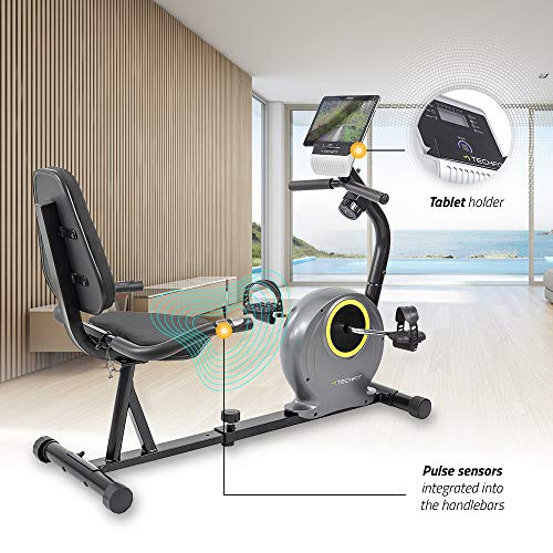 Zoom IMG-3 techfit r300 cyclette orizzontale ideale