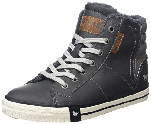 Mustang Damen 1146-601-259 High-Top, Grau (259 Graphit), 38 EU
