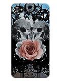 Telecharger Livres larrytoliver superbe Tete de Mort Fond image Ideal Protection d ecran pour iPhone 4 4S Motif logo cas 7 (PDF,EPUB,MOBI) gratuits en Francaise