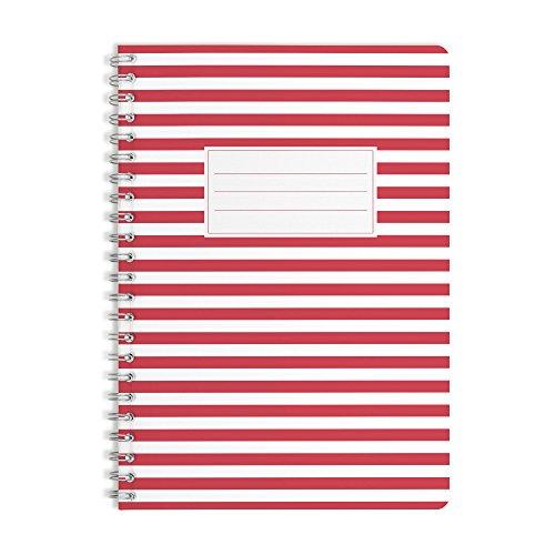WIREBOOKS Notizblock 5023 mit 60 Blatt DIN A5 blanko