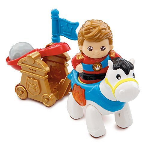 Vtech Baby 177203 Toot-Toot Friends Kingdom Prince (Horse) - Multicolour