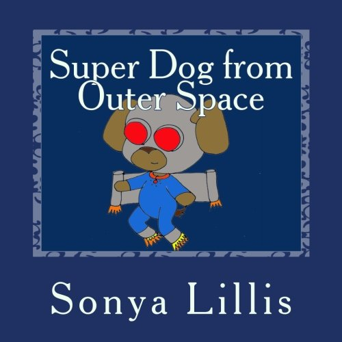 Super Dog from Outer Space