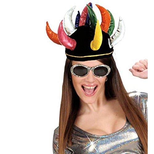 NET TOYS Harlekin Narrenkappe Narren Kappe Hut Narrenmütze Mütze Komiteekappe Komiteekappen Karneval Jecken Kopfbedeckung Jeck