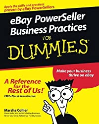 eBay PowerSeller Business Practices For Dummies by Marsha Collier (2008-05-05)