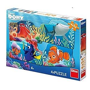 Dino Toys 333147 - Puzle, diseño de Buscando a Dory
