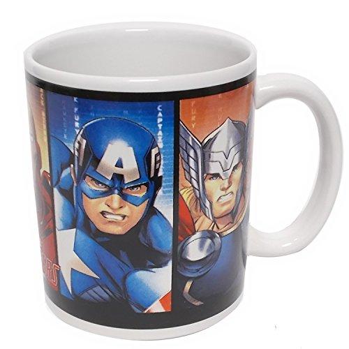 Avengers tazza ceramica