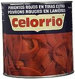 Celorrio 13 - 13005 Pimiento Rojos En Tiras Extra Lata - 3 kg