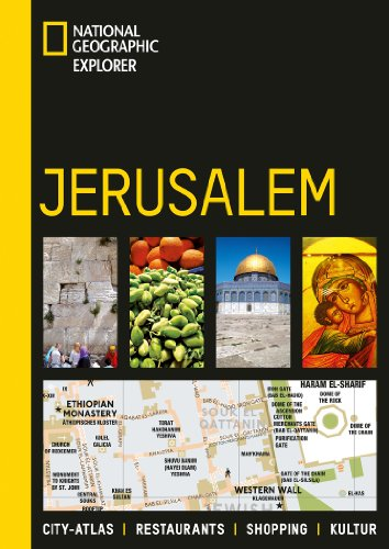 NATIONAL GEOGRAPHIC Explorer - Jerusalem