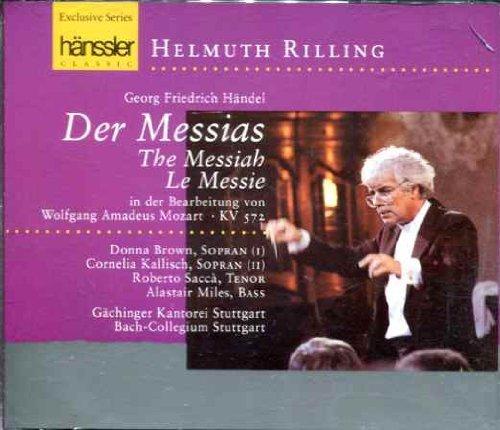 Haendel Mozart Messias Rillin