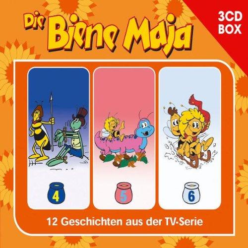 Die Biene Maja, Hörspielbox 2 (3 Audio-CDs)