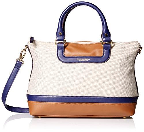 tignanello-womens-coast-woven-satchel-shoulder-handbag-natural-saddle-ink-one-size