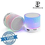 Padraig S10 Ceritfied Mini Bluetooth Wireless Speaker For Android Devices (Assorted Color)