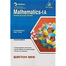 Inter I-MATHEMATICS IA (E.M) (Question Bank) (AP State)