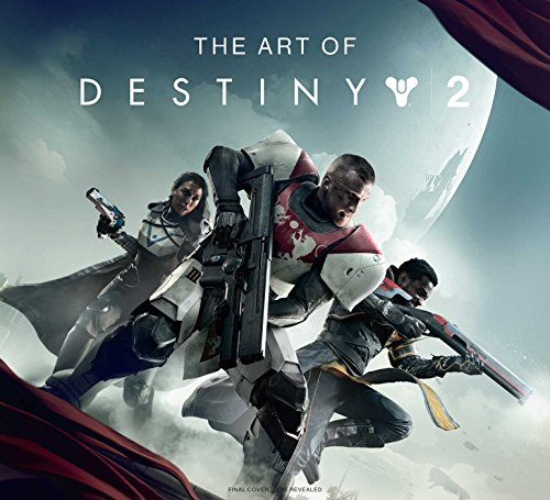 The Art of Destiny 2 (Libro de arte oficial)