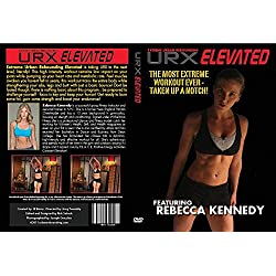 Urban Rebounder Elevated Workout with Rebecca Kennedy