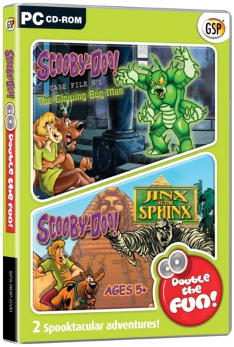 Scooby Doo Double the Fun Pack 2: The Glowing Bug Man / Jinx at the Sphinx (PC) Test