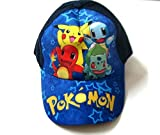 #3: Gubbarey 1 Pokemon Cap With 2 Pack Of Pokemon Cards (Design And Colors May Vary)