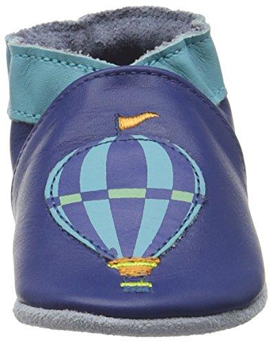 Robeez Balloon Race, Naissance Bébé Garçon Bleu (Bleu Klein)