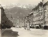 The Poster Corp Austria: Innsbruck. /Nview of Innsbruck