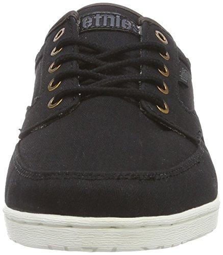 Etnies DORY Herren Sneakers Schwarz (BLACK/BROWN/GREY)