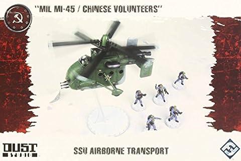 Dust Tactics - Dust Tactics: Ssu Airborne