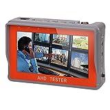 Zoter CCTV AHD Kameratester fürs Handgelenk, Video und Audio Test, 10,9 cm (4,3 Zoll) LCD Monitor