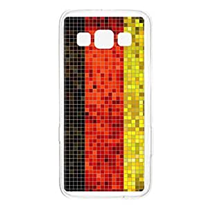 a AND b Designer Printed Mobile Back Cover / Back Case For Samsung Galaxy A3 (SG_A3_940)