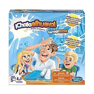 Hasbro Gaming Chafa el Huevo, Multicolor (C2473175)
