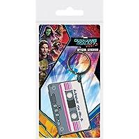 Pyramid International Guardianes de la Galaxy Vol. 2Awesome Mix Vol. 2de Goma Llavero, 4,5x 6cm