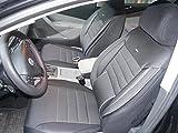 Sitzbezüge k-maniac | Universal Schwarz Grau | Autositzbezüge Set Komplett | Autozubehör Innenraum | Auto Zubehör für Frauen und Männer | No. 3 | Kfz Tuning | Sitzbezug | Sitzschoner