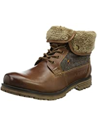 Bugatti Herren 323395502269 Combat Boots
