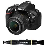 Nikon D5200 24.1MP Digital SLR Camera (B...