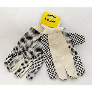 Accessori Vari Cotton Gardening Gloves with Grip