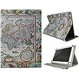 """Funda para Tablet Tagus 7"""" - Mapa Mundi (ST-010)"""