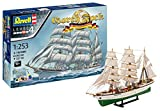 Revell 1:253 GORCH Fock - 60th Anniv. Ed
