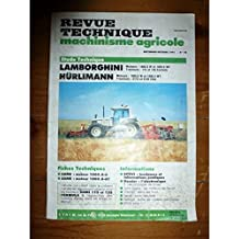 Manuels, Revues, Catalogues Revue Technique Machinisme Agricole 100 Tracteur Massey Ferguson 3670 3680 3690