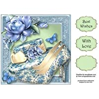 Head over Heels Willow modello 8x 8Quick topper by Anne leva