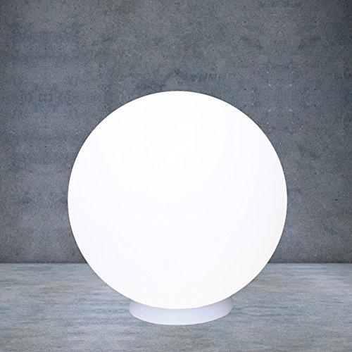 XL LED Leuchtkugel Garten Lampe Terrassen Leuchte Deko Außenleuchte 30cm ∅ 605412