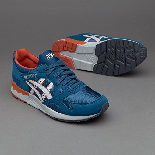 Asics Onitsuka Tiger Femmes Gel lyte V Gs V Femmes Baskets Tiger Teal UK 5601b3d - torquewrench.site