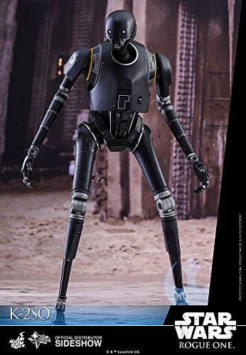 Hot Toys Movie Masterpiece: Star Wars Episode Rogue One - K-2SO