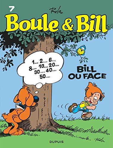 Boule et Bill, T7: Bill ou face