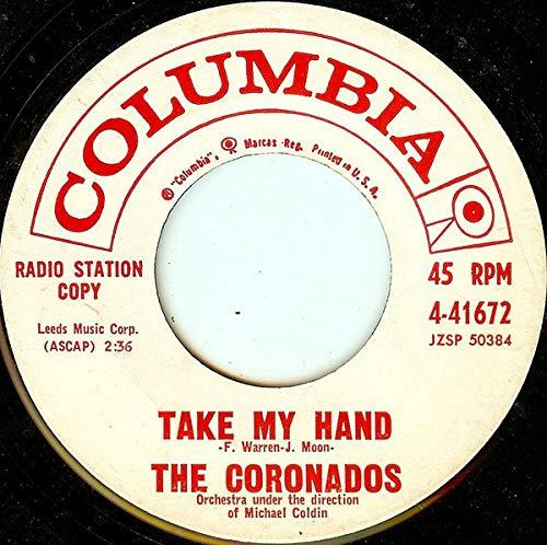 Eagles Can't Fly [Vinyl Single 7''] - Coronado Single