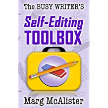 The Busy Writer's Self-Editing Toolbox (English Edition)
