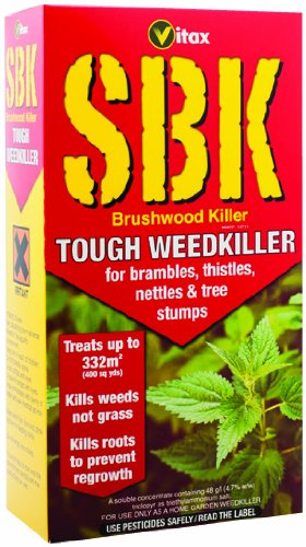 vitax-sbk-125ml-bottle-brushwood-strong-weedkiller-tree-stump-weed-killer
