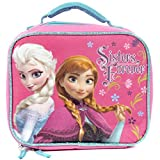 Disney Frozen Princesses Anna and Elsa Sister Forever Insulated Lunch Bag by Disney