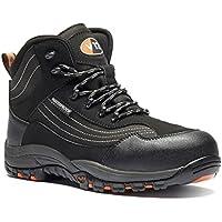 V12 V1501/13 Caiman Safety boot,Black/graphite