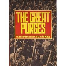 The Great Purges by Isaac Deutscher (1984-11-08)