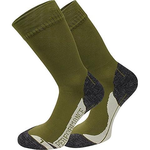 2 Coppia calzini sport con speciale normani