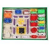 Smibie Elektronik-Baukasten mit Experimenten Set Kind-Sonnenenergie-Entdeckung-Installationssatz DIY p?dagogisches Spielzeug(10000 Experimenten)